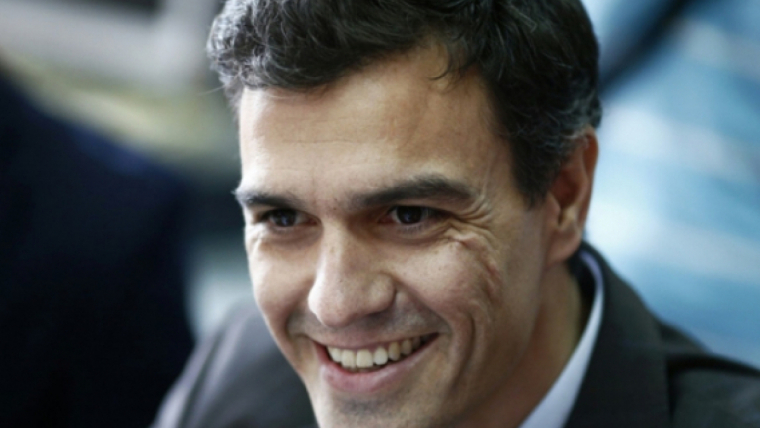 El President del Govern llueix un somriure molt amable