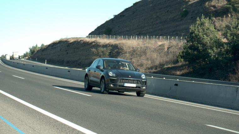 El vehicle ha estat multat 2 vegades per haver excedit la velocitat en el mateix tram