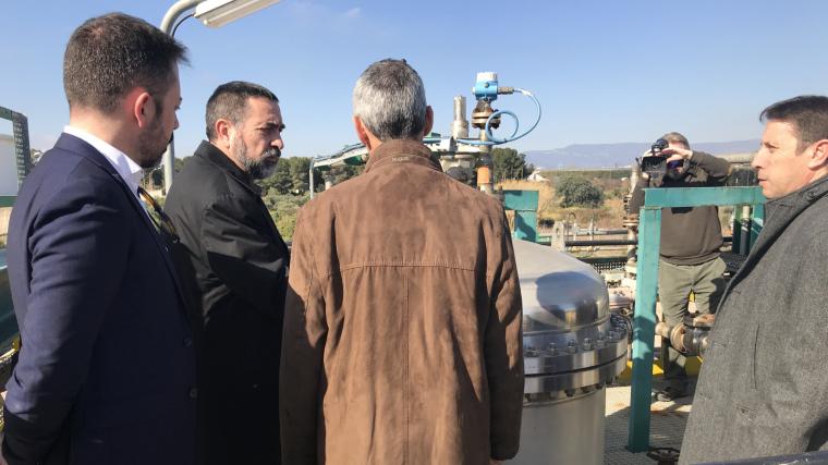 Font ha explicat com s'utilitzarà la planta química en desús