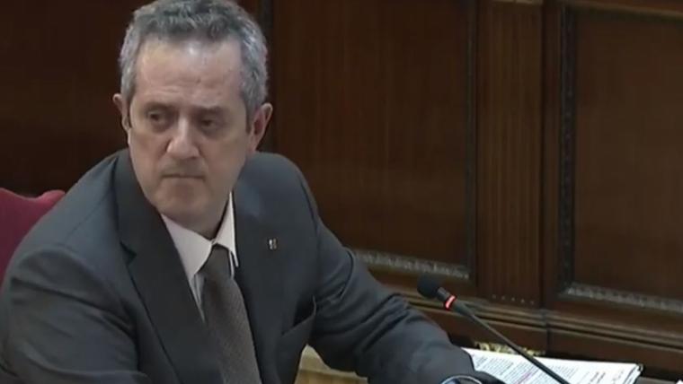 Joaquim Forn al judici