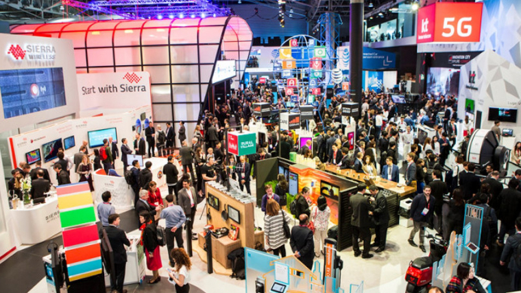 Imatge del Mobile World Congress 2017