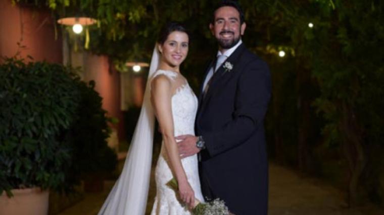 Inés Arrimadas i Xavier Cima van contraure matrimoni a Jerez de la Frontera