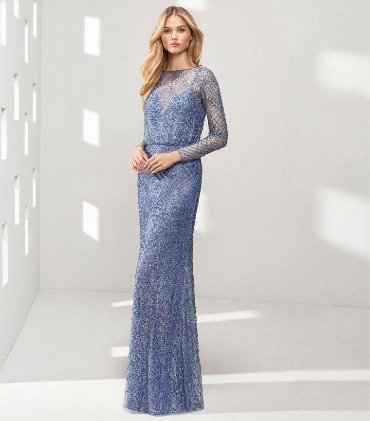 37e4ca4cd977 Sé la invitada perfecta con los mejores vestidos para bodas de día y ...