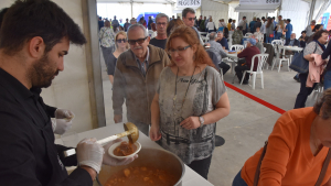 A la mostra 'Ranxets, la cuina de Torredembarra' van participar 7 restaurants del municipi