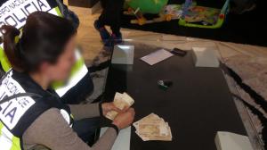 A Tarragona, la Policia Nacional ha detingut sis persones