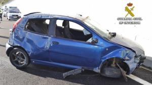 accidente ap9 ponteareas pontevedra