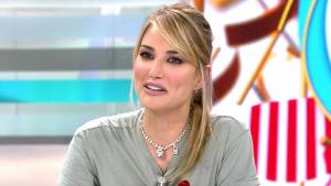 Alba Carrillo da detalles de su relación con el futbolista