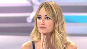 Alba Carrillo, harta de las críticas
