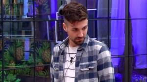 Alejandro Albalá explota tras recibir una colleja de Sofía
