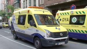 Ambulancia Bizkaia