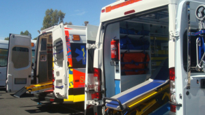 Ambulancias de Huelva