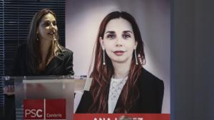 Ana López ha apel·lat a l'experiència a l'equip de govern com a argument principal per ser «la propera alcaldessa de Cambrils».