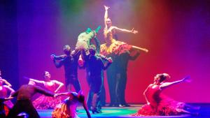 Ballet 'El sombrero de tres picos'