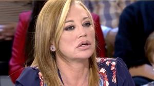 Belén Esteban se ha enfadado con su compañero Gustavo González