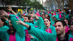 Carnaval Reus 2019: La Rua de dissabte en imatges