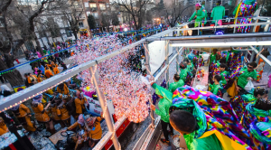 Carnaval Reus 2019: Les millors fotos de la Guerra del Confeti