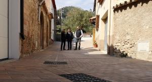 Carrer Sant Agustí de Masboquera
