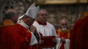 Celebració de l'eucaristia i beatificació de Maria Mullerat i Soldevila