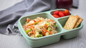 Con estas recetas para tupper podremos elaborar una menú semanal saludable y delicioso.