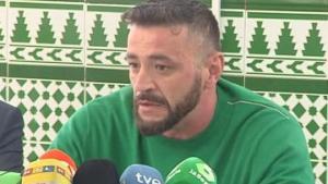 David Serrano, tío de Julen y dueño de la finca