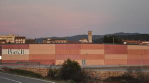 Edifici construït exclusivament per a l'elaboració de cava Portell