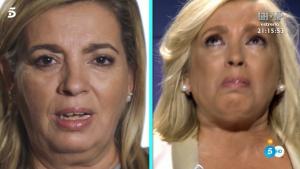 El antes y después de Carmen Borrego