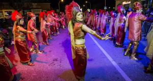 El Carnaval del Vendrell en imatges