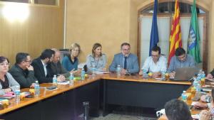 El Departament d'Interior analitza la seguretat dels municipis de la Conca de Barberà en el Consell d'Alcaldes.