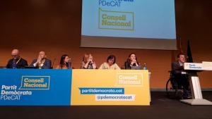 El PDeCAT va aprovar les seves llistes per a les pròximes eleccions generals al Consell Nacional celebrat a L'Hospitalet.