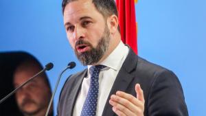 El president de Vox, Santiago Abascal, en una imatge recent