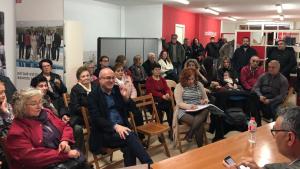 El PSC de la Canonja aprova la candidatura per a les eleccions municipals del 26 de maig
