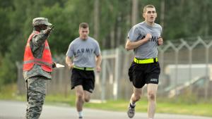 El test de Cooper, una prueba de resistencia en 12 minutos, fue creado para el ejército de EEUU.