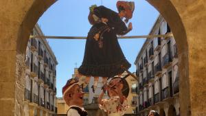 El Xiquet i la Xiqueta de Reus serren la quarta cama a la Vella Quaresma