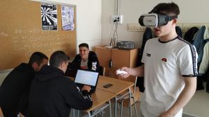 Els alumnes han fet les propostes als diversos col·lectius i les han plasmat en 3-D.
