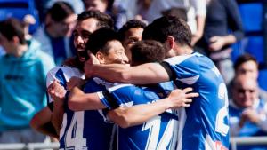 Els futbolistes de l'Espanyol volen assaltar San Mamés per segon curs consecutiu