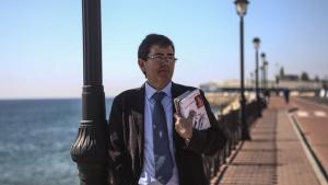 Enrique Villagrasa és autor de diversos llibres de poesia