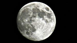 Esta noche a jueves llega la primavera con una superluna, que se conoce como la 'superluna de savia' o 'del gusano'