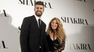 Gerard Piqué i Shakira