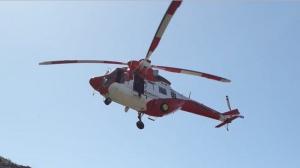 Helicóptero de Canarias