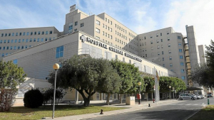 Hospital General Universitario de Alicante, en una imagen de archivo