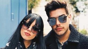 Alejandra y Álvaro trabajna juntos