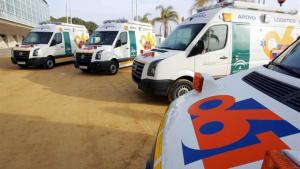 Ambulancias de Andalucía