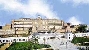 Imagen de archivo del Hospital Virgen del Rocío