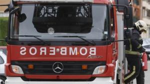 Imagen de un camión de Bomberos
