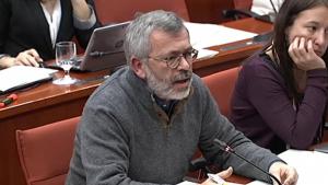 Imatge d'arxiu del diputat de Cs Francisco Javier Domínguez