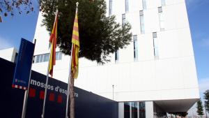 Imatge de la comissaria central dels Mossos d'Esquadra a Tarragona.