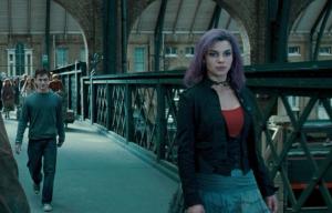 Imatge del personatge de Nymphadora Tonks (Natalia Tena)