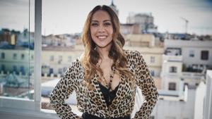 Imatge recent de la cantant Mónica Naranjo