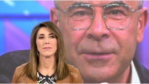 Jorge Javier ha entrado en directo en 'Sálvame'
