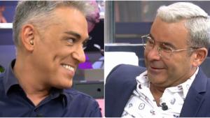 Jorge Javier y Kiko Hernández en 'Sálvame'